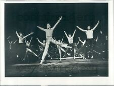 1970 Stage Actor Anthony Teague in A Chorus Line  Press Photo
