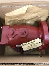 NEW in BOX - Bell & Gossett Suction Diffuser Plus 4x3 ED-3x - w/Manual  BW-192