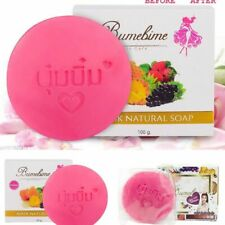 Instant Miracle Whitening Soap Thailand Bumebime Natural Handmade Skincare New