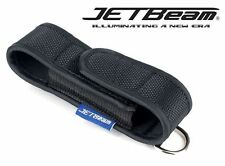 New Jetbeam 1 Holster Pouch flashlight torch holster (for BC10、PC10、RRT、DDC10 )