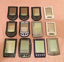Mixed Lot of 12 Palm and other Pda equipment - Tested And Working