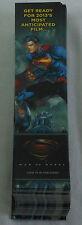Dealer's LOT 2013 SUPERMAN OF STEEL movie Promo BOOKMARKS~97 copies