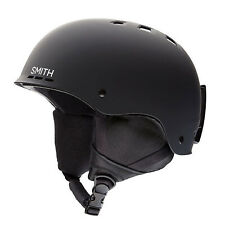 SMITH 2020 Adult Snowboard Snow - HOLT HELMET - Matte Black