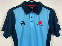 Canterbury Waratahs NSW Rugby Union Polo Shirt Men's Size Medium M