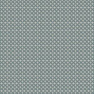 1:12th Blue/Green On Grey Circles Tile Sheet With Grey Grout