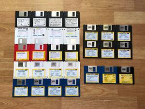 Midifiles und Styles für Keyboard - Yamaha - PSR8000 - 30 Disketten