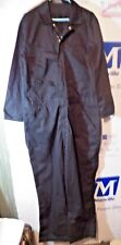 New Pair of Men's Craftsman Size Lg. Navy Blue Coveralls / Pants