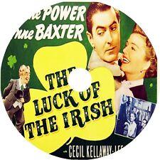 The Luck of the Irish (1948) Tyrone Power Anne Baxter Lee J. Cobb  V Rare DVD