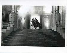 Batman original 1989 DC Comics photo Kim Basinger Michael Keaton at museum