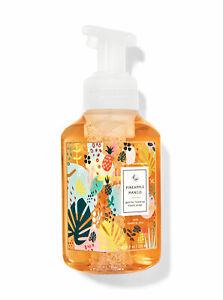 2 - PACK PINEAPPLE MANGO FOAM HAND SOAP Bath & Body Works w/ essential oils set