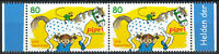 3507 postfrisch Paar waagerecht mit Rändern BRD Bund Deutschland Briefmarke 2019