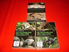 Die erstaunliche Welt der Tiere - Geo Reportage 2 DVD / Deutsch Pal Version