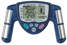 NEW Omron body fat meter HBF-306-A Blue
