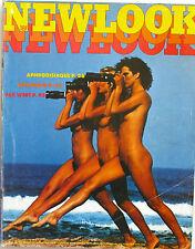 Newlook n°14- 1984  - 2CV - Astrid - Pearl - Helle - Les Robots - Car Culture