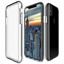 iPhone X PC TPU Clear Case Drop Protection Air Cushion Technology For Apple 10