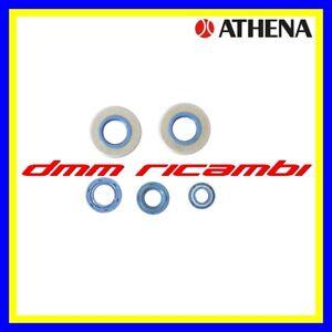 Kit serie paraolio motore MINARELLI RV3 RV4 DL3-4 APRILIA 50 AF1 RED ROSE TUAREG