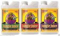 Advanced Nutrients Jungle Juice Grow Micro Bloom Set 1 Liter - 3 part base Quart