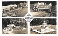 # 347 Model Village Blackgang Chine IW VGC RP 'Dabell Blackgang' Unposted