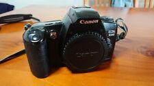 Canon Eos 3000 Slr Film Camera body (used) + accessories