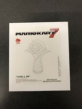 NEW & RARE Club Nintendo Mario Kart 7 - Shell M Trophy