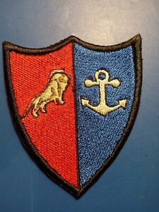 Romania Military Navy Romanian Patch RRR