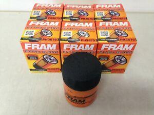 SIX(6) Fram PH3675 Oil Filter CASE fits TG3675 PF59 PF61 PH59 L25288 51522 LF487