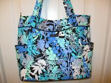 Vera Bradley NWTS Camofloral Pleated Tote Free Shipping