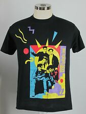 New Kids On The Block Vintage T Shirt NKOTB 1990 Summer Tour concert 50/50