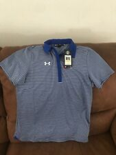 Under Armour Heat Gear Golf Loose  2016 Polo Shirt NWT Size M Women