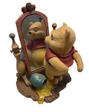 Simply Pooh 'Too Much Fluff Not Enough Bear' Figurine Ornament Winnie The Pooh