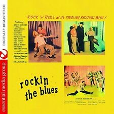 Rockin The Blues - Various Artist (2017, CD NEUF)