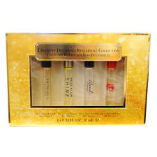 Celebrity Fragrances Rollerball Collection 4 Pc. Gift Set 4 x 0.34 oz
