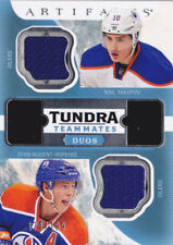 16-17 Artifacts Ryan Nugent-Hopkins Yakupov /199 Jersey Tundra Teammates 2016