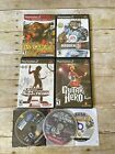 Lot Of 7 Ps2 Games Playstaion 2