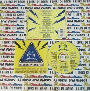 CD MIXING IN ACTION  FREDDY MERCURY VASCO ROSSI TINA TURNER (C10*) no mc lp dvd