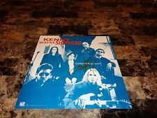 Kenny Wayne Shepherd Rare Hand Signed Promo Poster Flat Ledbetter Heights Photo