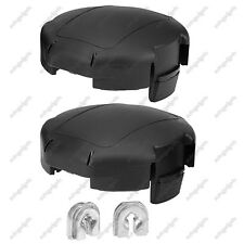 "2 X Head Cover F Echo 4"" Trimmer Speed Feed 400 Cap Spool Straight Shaft SRM-230"