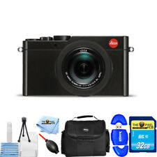 Leica D-LUX (Typ 109) Digital Camera STARTER BUNDLE BRAND NEW