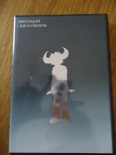 "DVD  ***JAMIROQUAI ""LIVE IN VERONA"" -2002 Sony Music *** CONCERT"