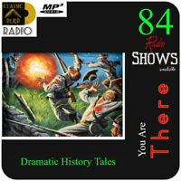 You are there | 84 episodes | History - drama - educational event - OTR Radio