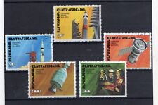 República Centroafricana Espacio Misiones Espaciales año 1976 (DO-284)