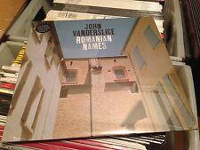 John Vanderslice Romanian Names Vinyl LP Record & MP3! 2009 Album! Best Yet! NEW