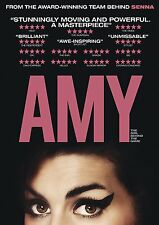 AMY 2015 Blu-ray with extra bonus content NEW/SEALED AMY WINEHOUSE