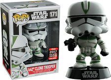 SWC17 EXCLUSIVE STAR WARS 442nd CLONE TROOPER FUNKO POP VINYL NEW IN BOX