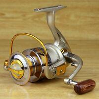 10BB Ball Bearing Saltwater/ Freshwater Fishing Spinning Reel 5.5:1Portable Hot