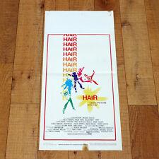 HAIR locandina poster D'Angelo John Savage Treat Williams Annie Golden AE1
