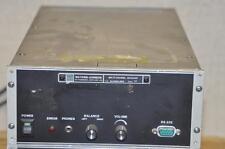 Watkins-Johnson WJ-8690A/MCR Multi-Channel Receiver READ!!