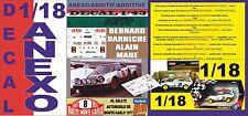 ANEXO DECAL 1/18 LANCIA STRATOS HF B.DARNICHE R.MONTECARLO 1977 (01)