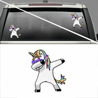 Lovely Unicorn Car Sticker Styling Cartoon Decals Vinyl Waterproof Funny Cool