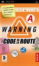 ELDORADODUJEU >>> WARNING : CODE DE LA ROUTE Pour PSP NEUF VF